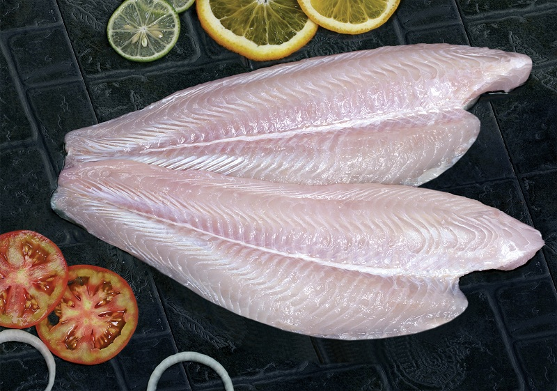 Panga fillet well trim