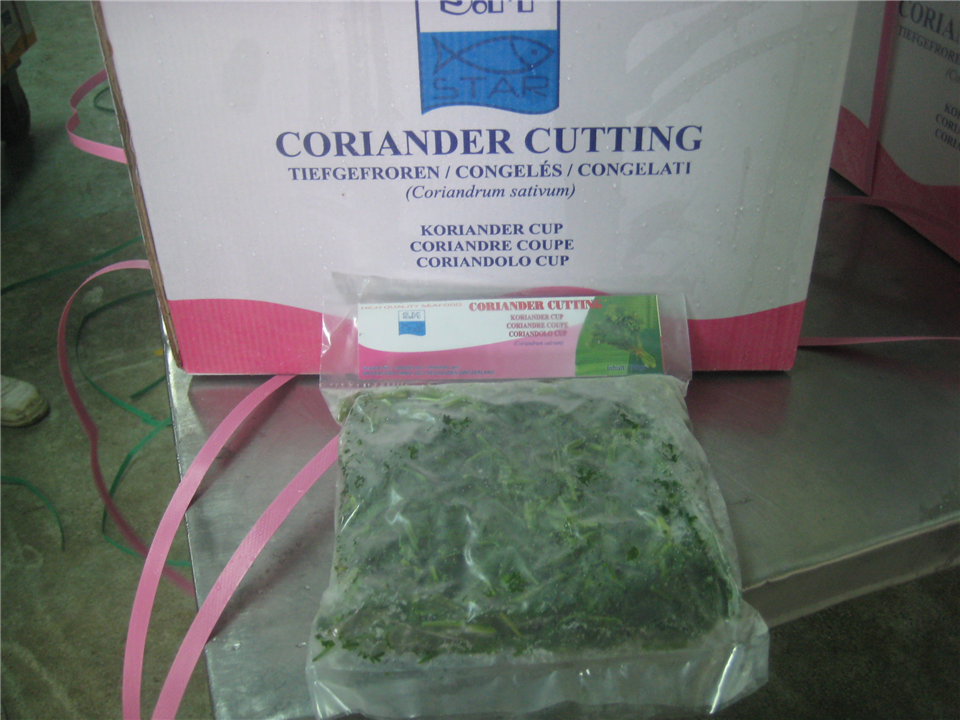 Coriandre Cutting